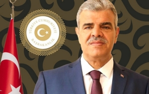 土耳其副总理维伊斯·卡伊纳克表示 Başbakan Yardımcısı Veysi Kaynak