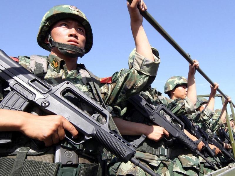 Daders en één slachtoffer komen om bij aanslag China