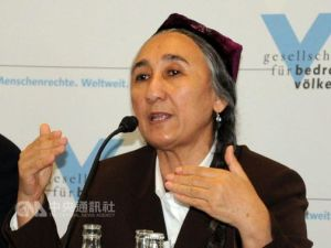 Uighur independence activist Rabiye Qadir invited by minor party to visit Taiwan 2017