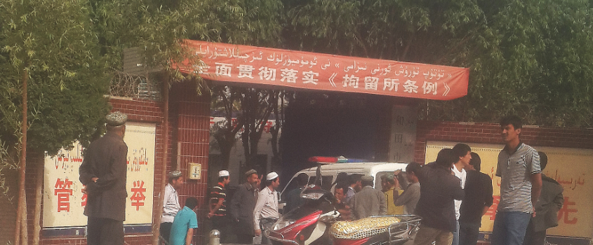Uyghur kadir yézidiki nuqtiliq aililerning intayin müshkül ehwalda ikenlikini bildürdi
