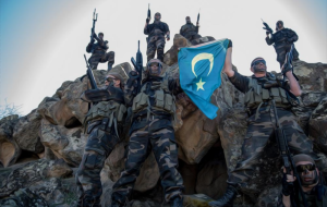 Syria says up to 5,000 Chinese Uighurs fighting in militant groups uyghur-comando-2017