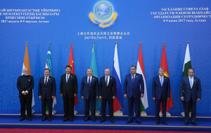 India & Pakistan to join SCO during landmark Astana summit 2018