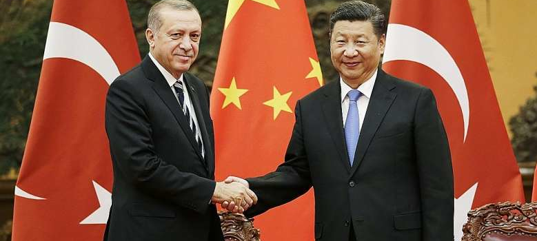 Xi Jinping wants to work with Turkey on counter-terrorism ?