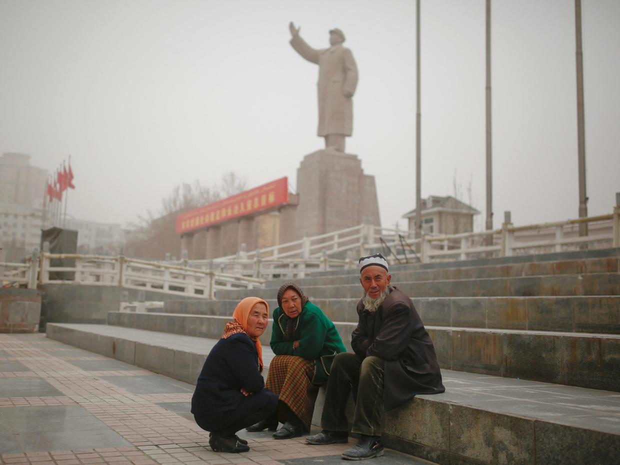 Muslims in China are increasingly living under a 'police state', warn experts