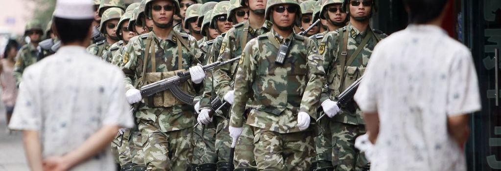 """""""China wil alle inwoners van Xinjiang via DNA in de gaten houden"""""""