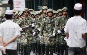 China wil alle inwoners van Xinjiang via DNA in de gaten houden