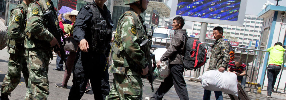 Human Rights Activists Say Xinjiang Uighur Reeducation Camps Overflowing