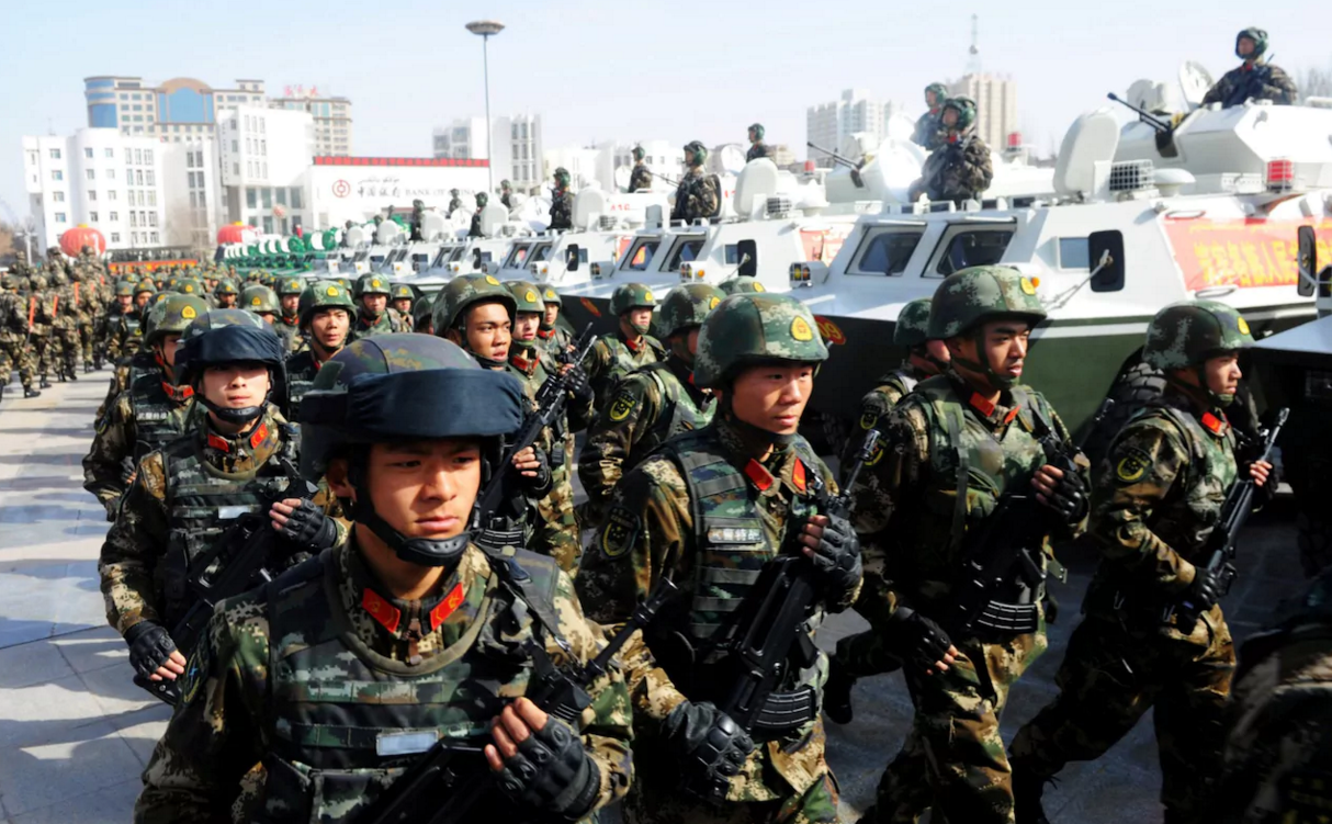 Thousand of Uighur Muslims detained in Chinese 're-education' camps