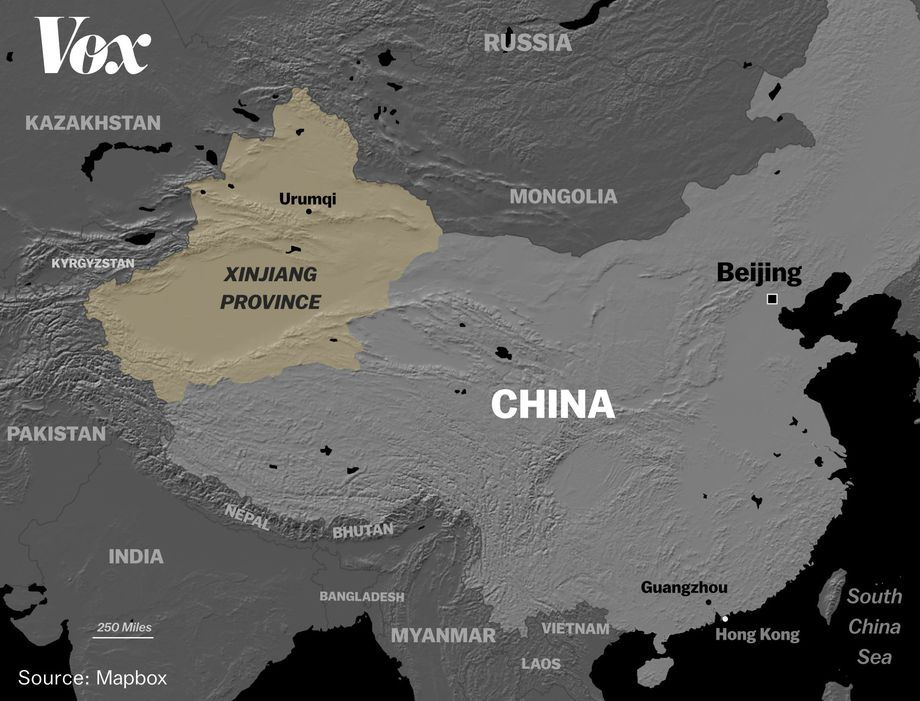 China's brutal crackdown on the Uighur Muslim minority, explained