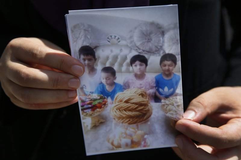 China treats Uighur kids as 'orphans' after parents seized