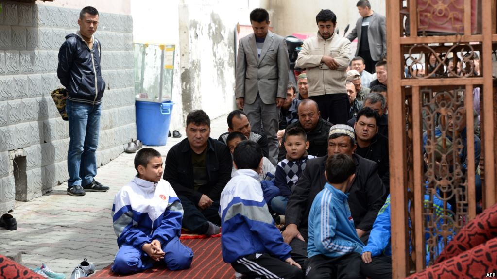 Human Rights Watch Assails Chinese Treatment Of Muslim Uyghur Minority