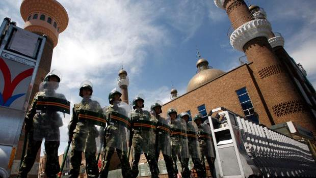 Securitization and mass detentions in Xinjiang How Uyghurs became quarantined from the outside world