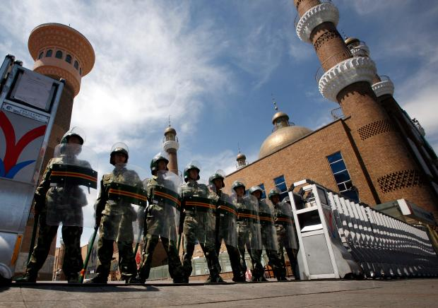 Securitization and mass detentions in Xinjiang: How Uyghurs became quarantined from the outside world