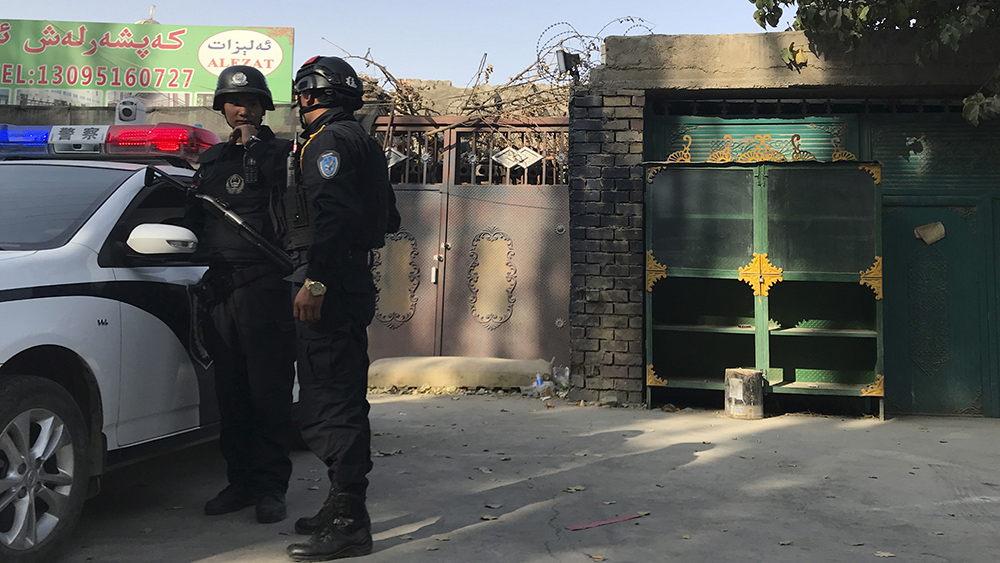 Young Uyghur Woman Dies in Detention in Xinjiang Political 'Re-education Camp'