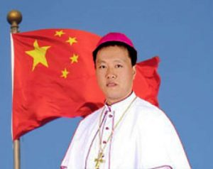 Pope welcomes Communist bishop to the Synod