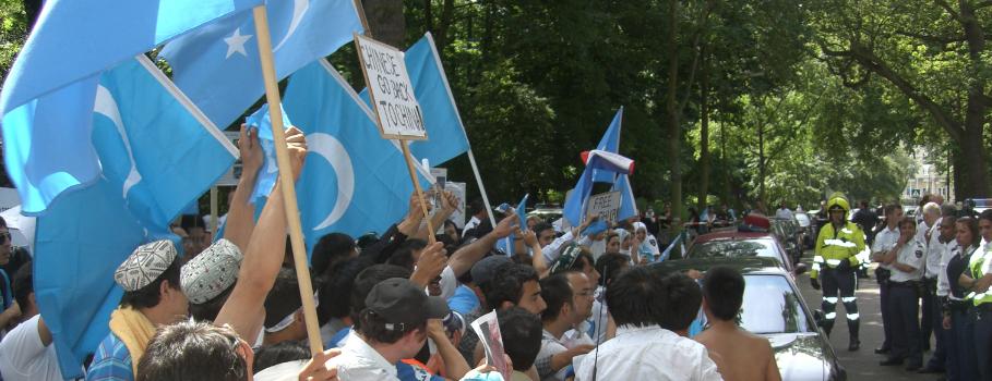 VN: miljoen Oeigoeren vast in Chinese strafkampen