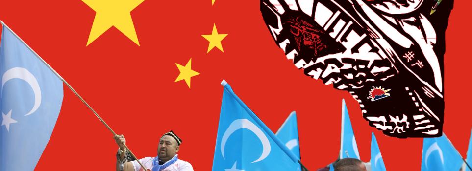 miljoenen Oeigoerse moslims onderdrukt in Chinese provincie Xinjiang