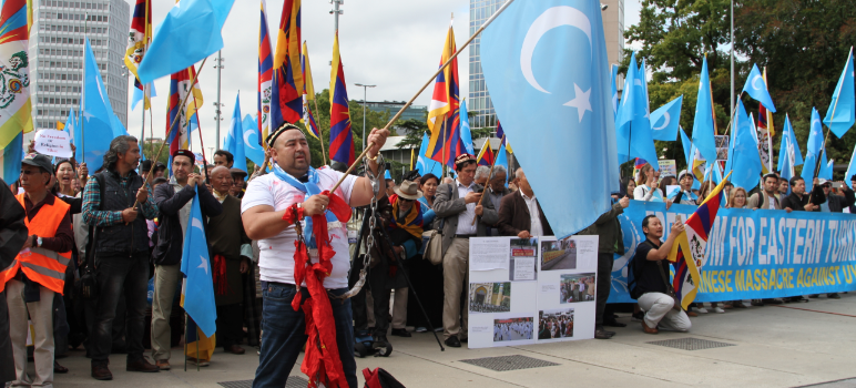 Credit Marco Rubio and Bob Menendez for challenging China's Uighur injustice