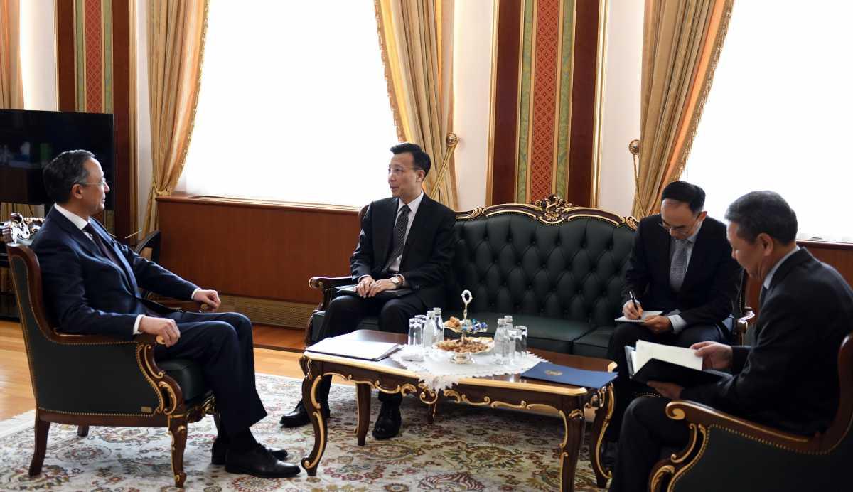 Kazakhstan, China hold talks on fate of diaspora in Xinjiang