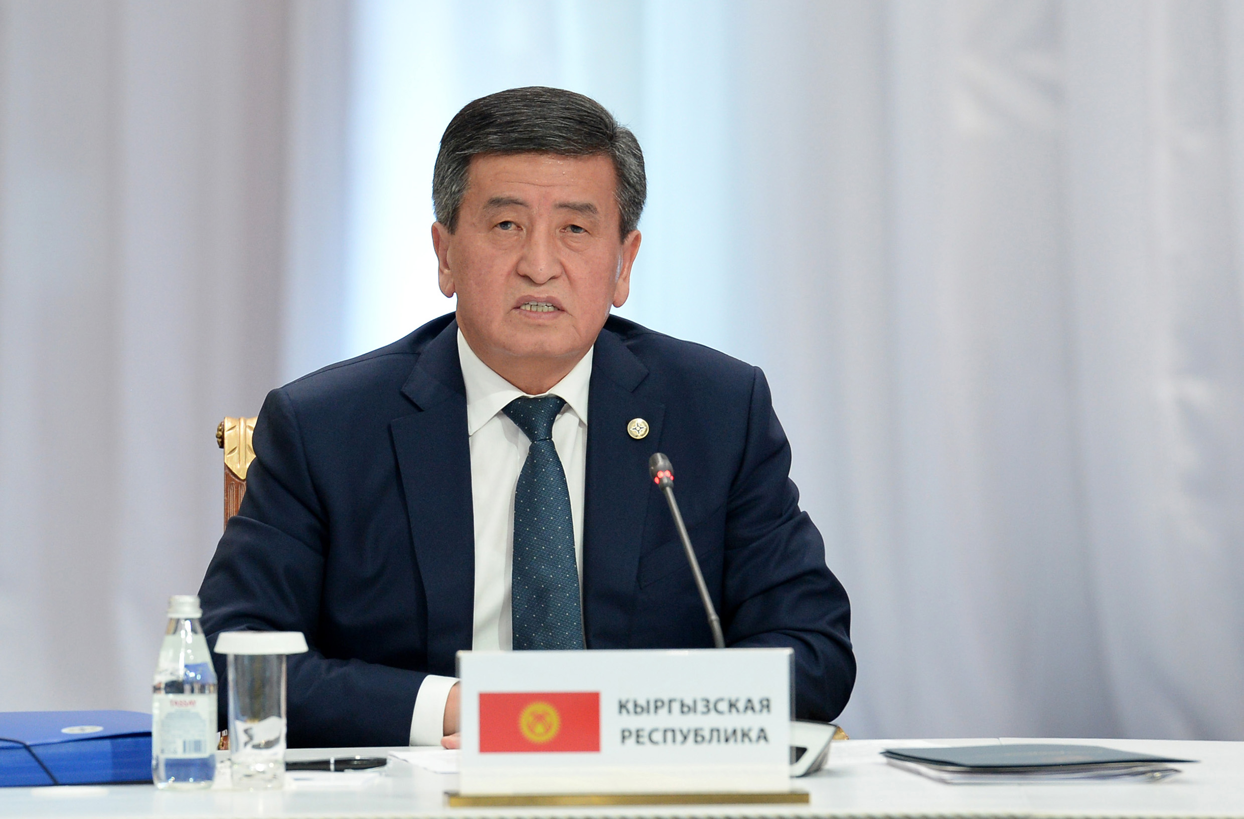 Kyrgyzstan: Officials muted in first words on Xinjiang crackdown