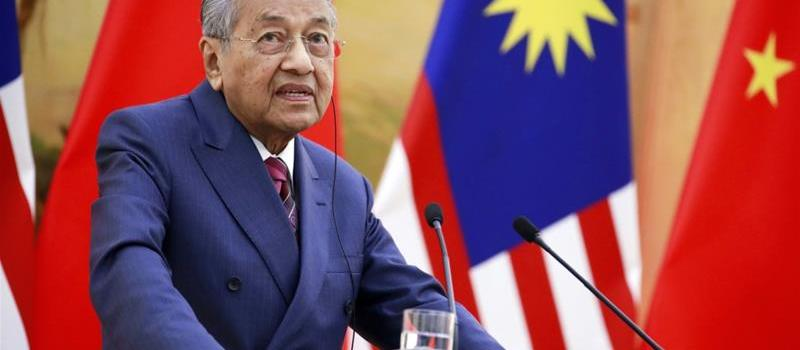 Malaysia's Mahathir Uighurs freed because they did nothing wrong