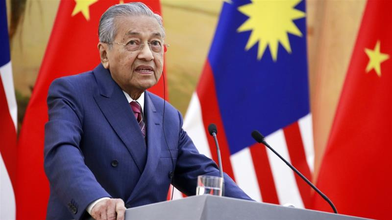 Malaysia's Mahathir: Uighurs freed because they did nothing wrong
