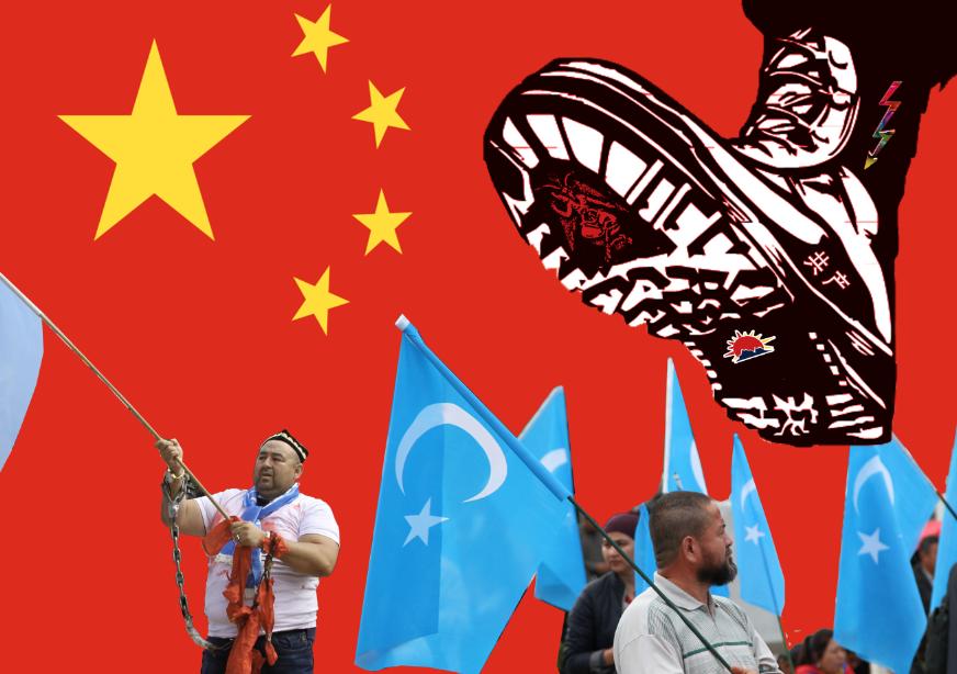 美议员提交谴责及制裁新疆镇压少数民族穆斯林议案