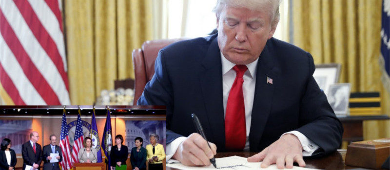 Donald Trump Signs Tibet Reciprocal Access Bill to Ban Chinese Until Tibet Opens next Uighur