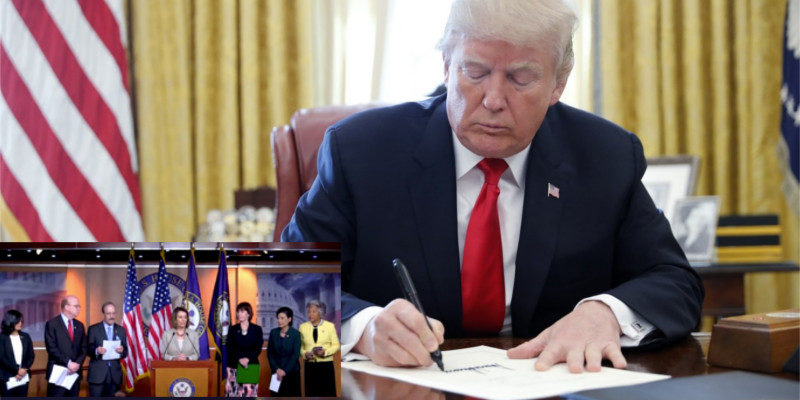 Donald Trump Signs Tibet Reciprocal Access Bill to Ban Chinese Until Tibet Opens