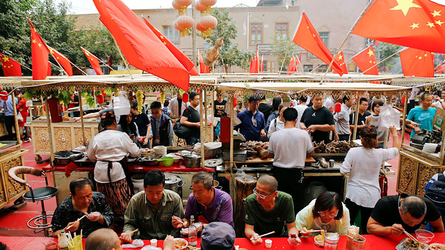 China forces Uyghur Muslims to drink alcohol, eat pork in latest oppression