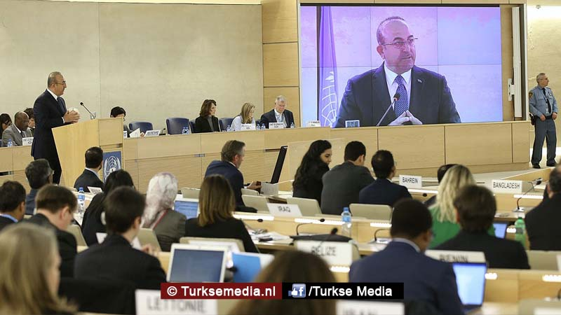 Turkije probeert VN wakker te schudden: situatie Oeigoeren verontrustend