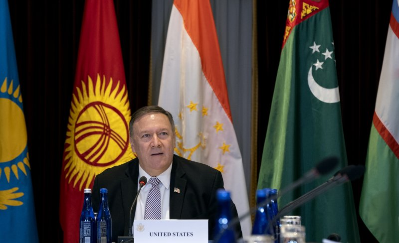 Secretary of State Pompeo Urges Asia to Resist China's Demands to Repatriate Uighurs