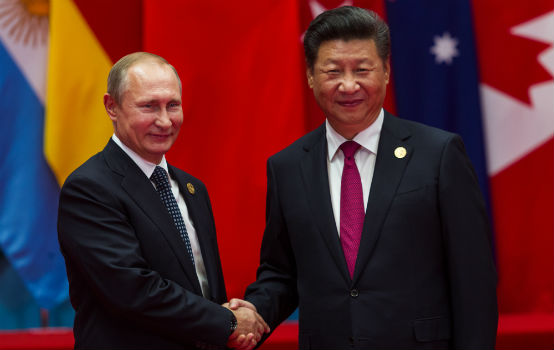 Blame American Ineptitude For Russian-Chinese Bonding