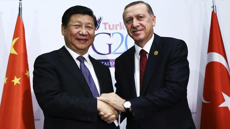 Çin Ankara Büyükelçiliği: Çin Türkiye ilişkilerini bozmak isteyenler var