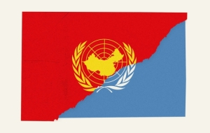 В ООН Китай использует угрозы и уговоры для продвижения своего мировоззрения.
