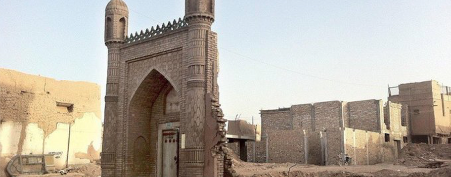 US: China Targets Uighur Mosques to Eradicate Minority's Faith