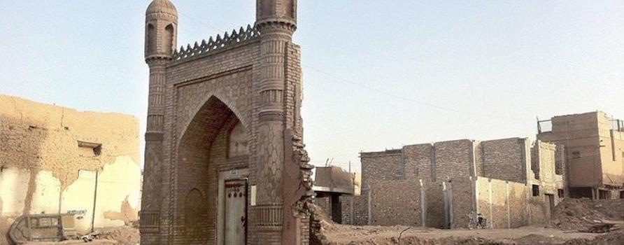 China Targets Uighur Mosques to Eradicate Minority's Faith
