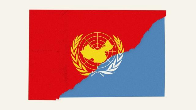 In de VN gebruikt China bedreigingen en cajolery om zijn wereldbeeld te promoten