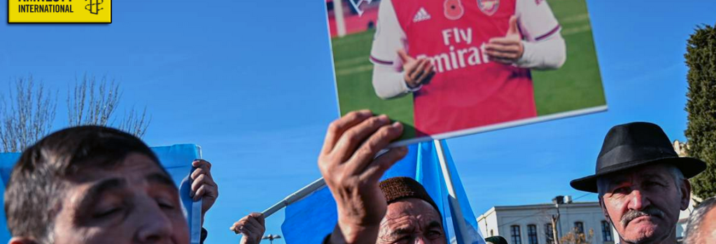 Mesut Ozil's Uyghur post: 10 things you need to know about China's Xinjiang crisis