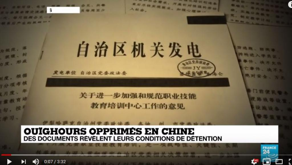 Woman in Netherlands says she leaked secret Chinese documents on Uighur 're-education' camps