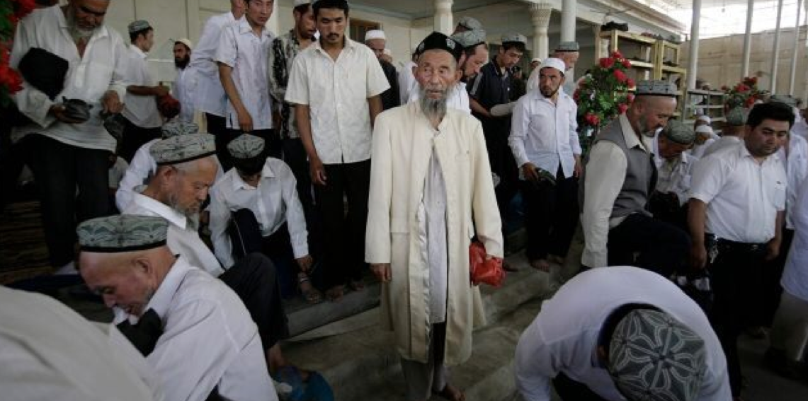 Who are the Uyghurs, China's Islamic minority?