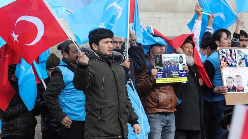 US Senate approves bill to sanction China over Uighur rights